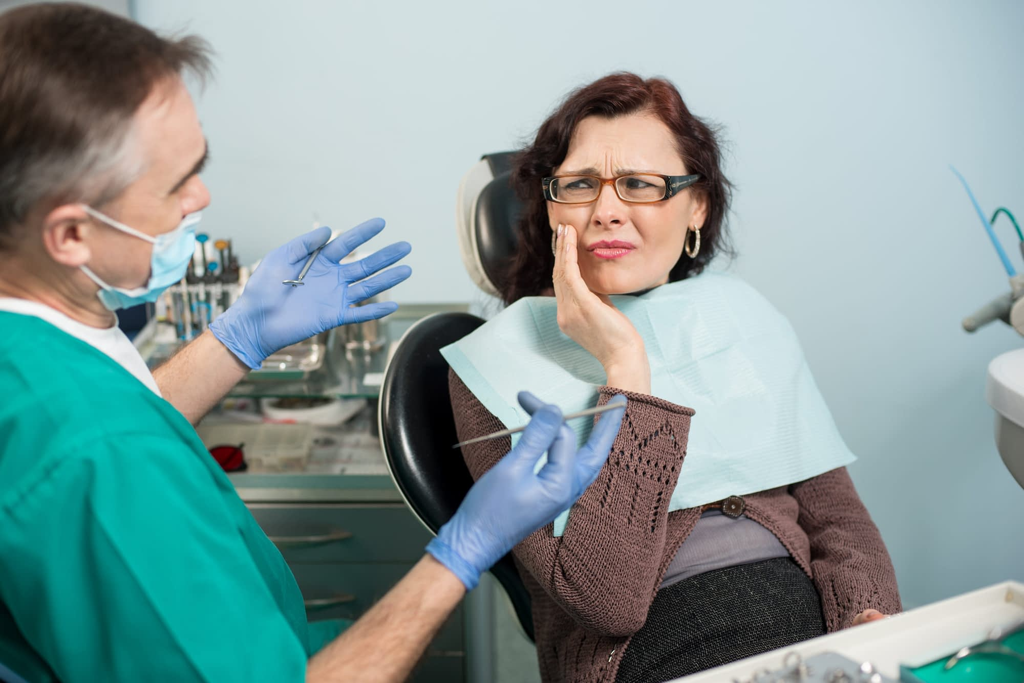 Dental Malpractice Liability for Nerve Injuries